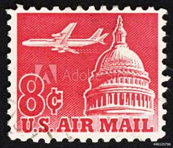 stamp-8cent-airmail